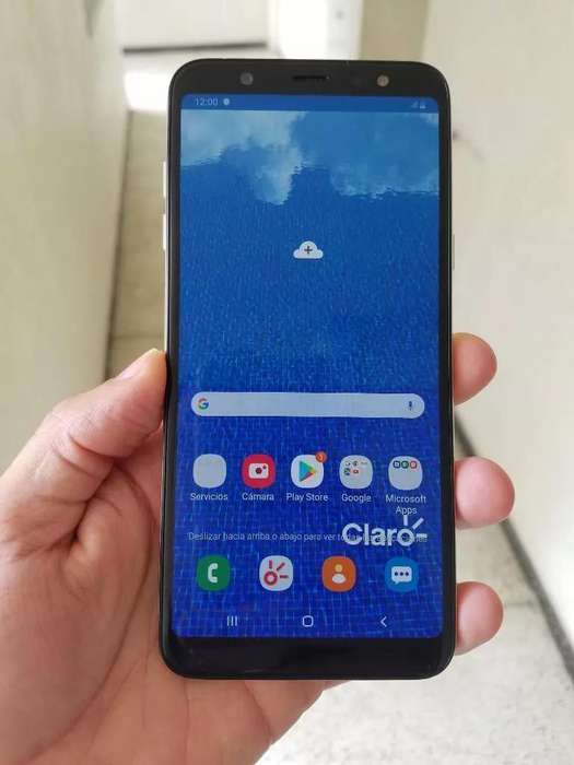 Samsung A6 Plus Dorado Repuestos