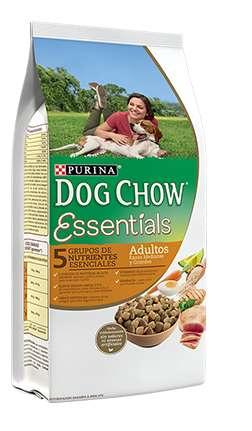 ENVIOS Z/NORTE S/CARGO DOG CHOW ESSENTIALS 21kg.