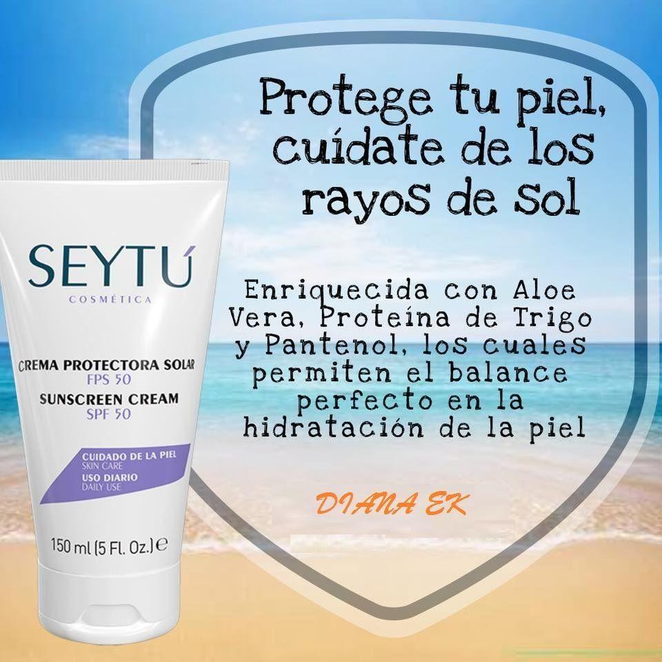 Crema solar FPS 50 / SEYTÚ