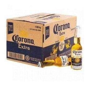 Corona caja