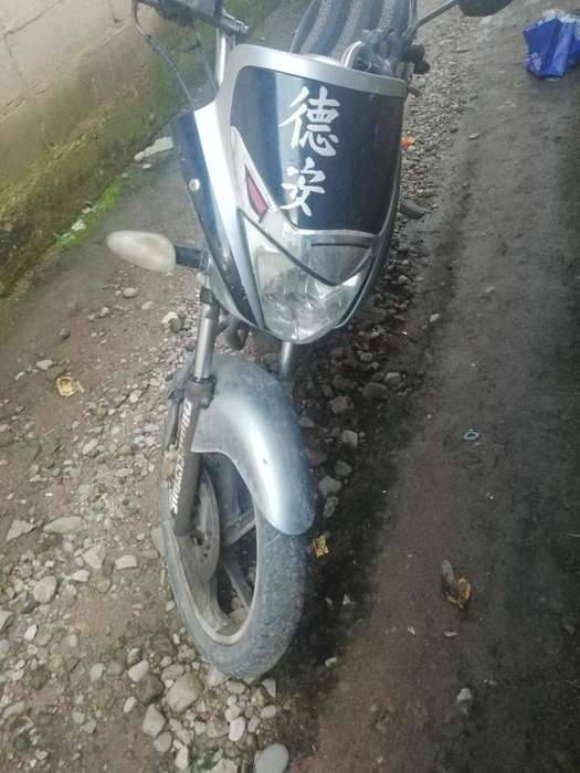 Vendo Moto Honda Precio Negociable