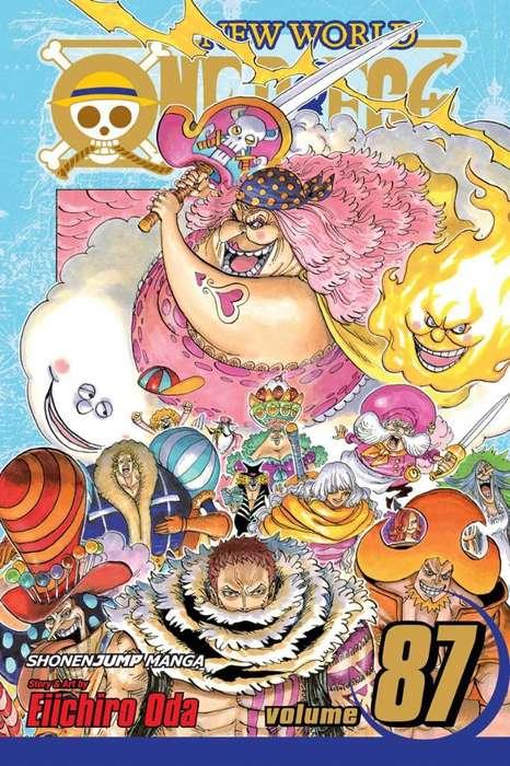 One Piece Volumen 87