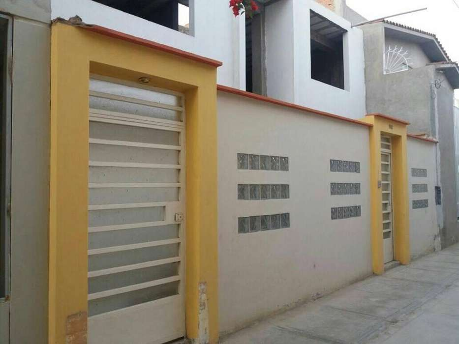 Vendo Casa dos pisos Urb. Magisterial 160m2