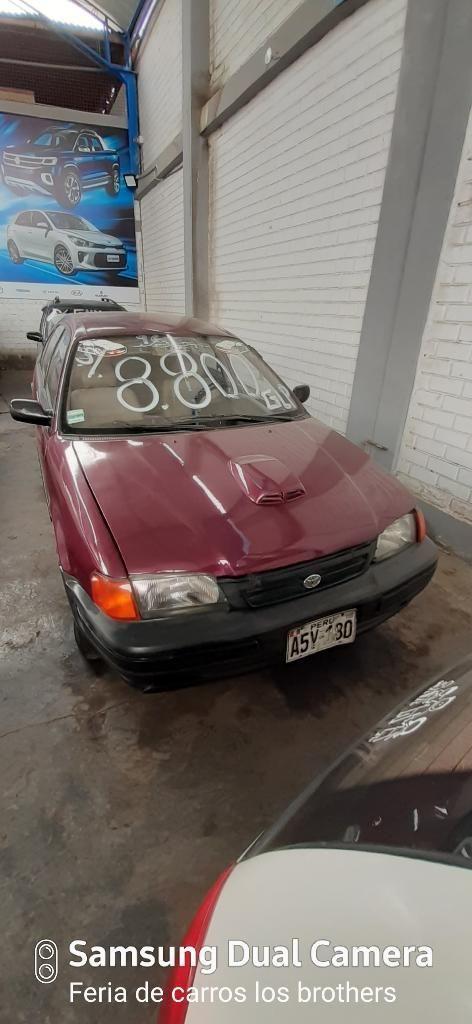 Toyota Tercel Del 96 Automatico