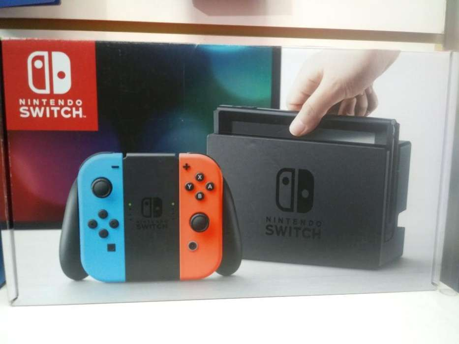 Nintendo Switch Nuevo Version Flasheada