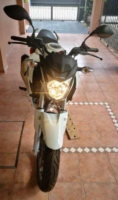 Moto Honda Cb250 Twister