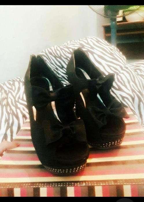 Vendo Bucaneras Y Zapatos