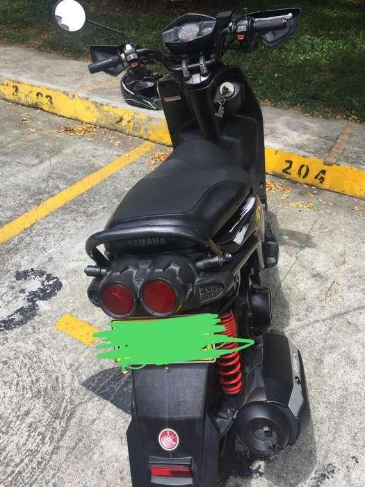 Vendo moto Bws2