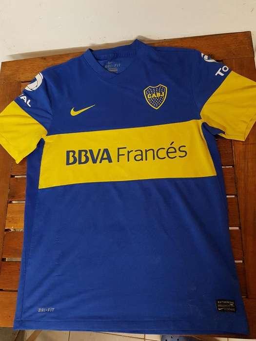 Camiseta Boca Juniors Original Talle M