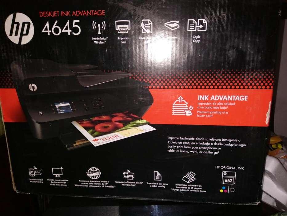 Hp4645 desjekjet advantage