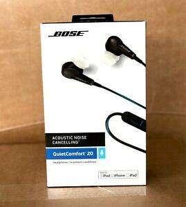 Bose Quietcomfort 20 Auriculares Con Cancelacion De Ruido Ac