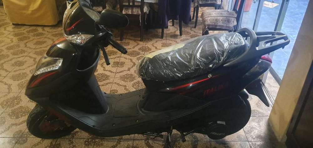Moto Italika Vgo125 Euro Iii - 0 Kms