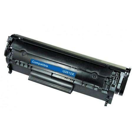 toner compatible con 12a para hp q2612a laserjet