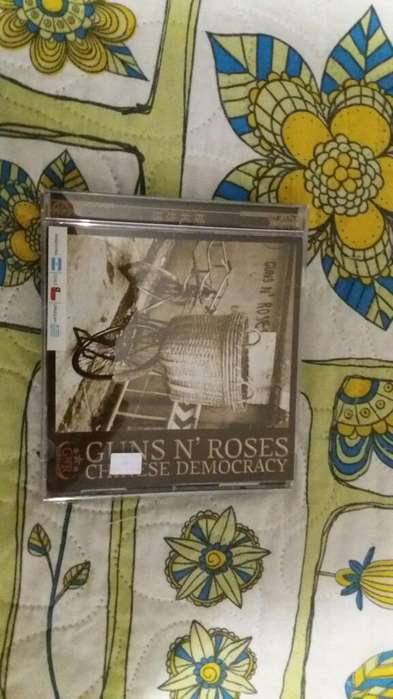 Cd Guns N' Roses Chinese Democracy