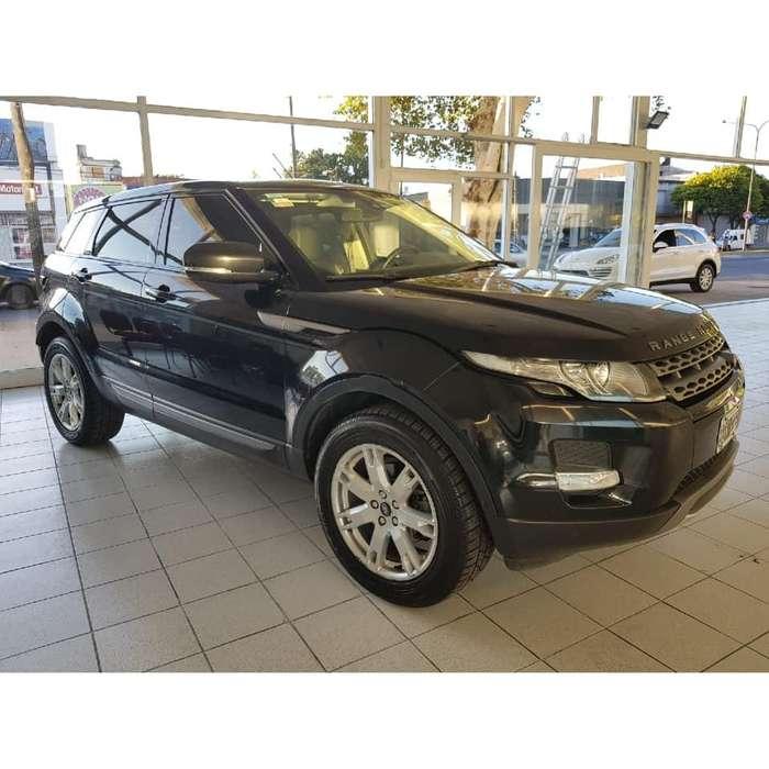 Land Rover Range Rover Evoque 2014 - 120000 km