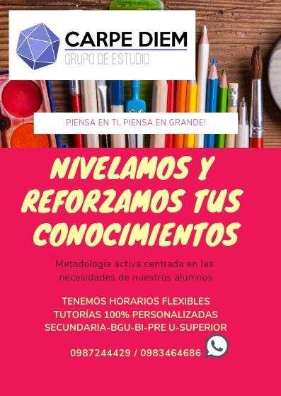 PROFESOR DE MATEMÁTICA, FÍSICA, QUÍMICA, CÁLCULO A DOMICILIO. RESULTADOS