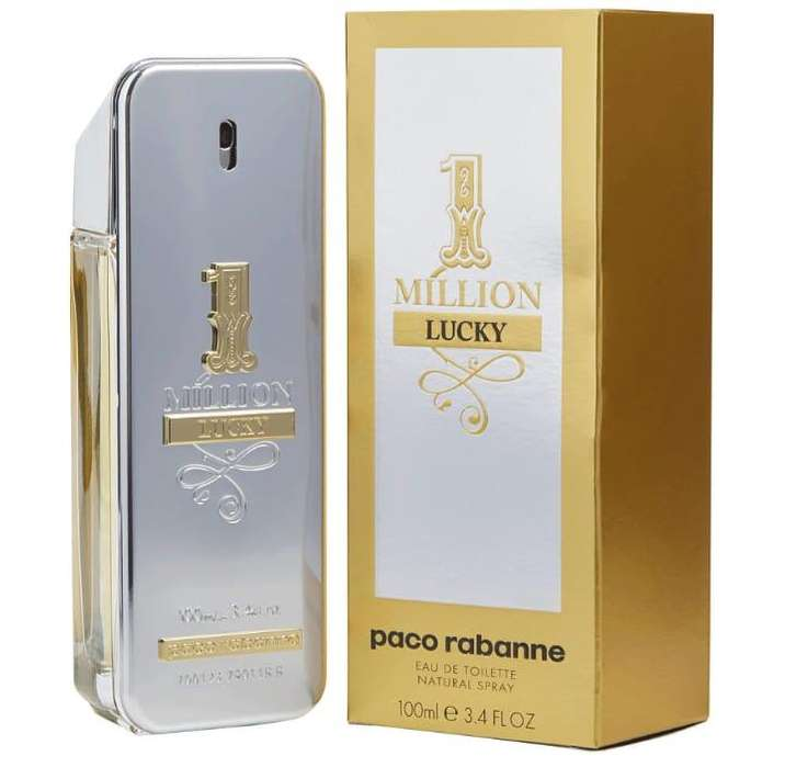 Paco Rabanne One Million Lucky Hombre 100 Ml Original