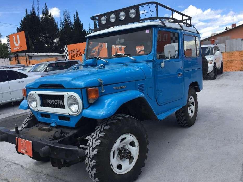 Toyota Land Cruiser 1977 - 203000 km