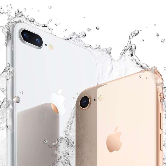 iPhone X / 8 Plus / 8 Compra Facil, Plan Retoma 7 7 Plus, NUEVOS y en Excelente Estado. IMEI LIBRE de deudas