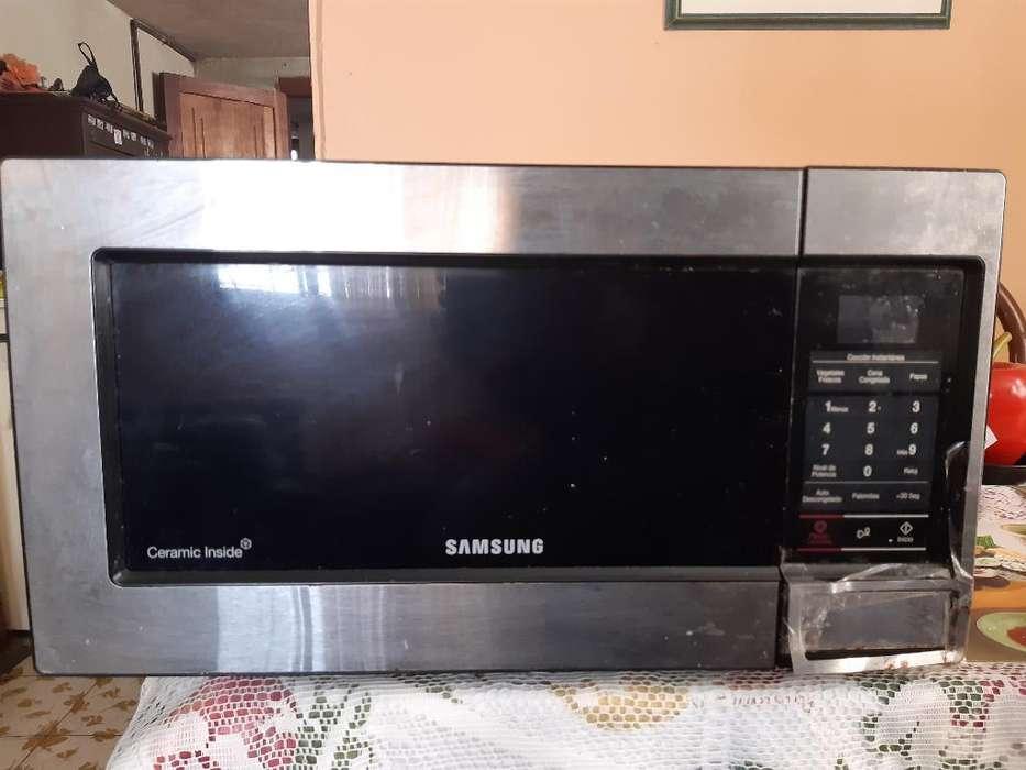 Vendo Horno Microondas Samsung