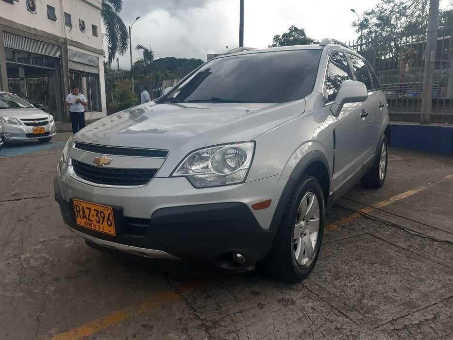 Chevrolet Captiva 2010 - 121500 km