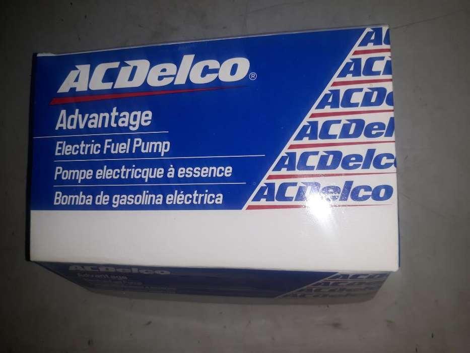 Pila Bomba Gasolina Universal Acdelco