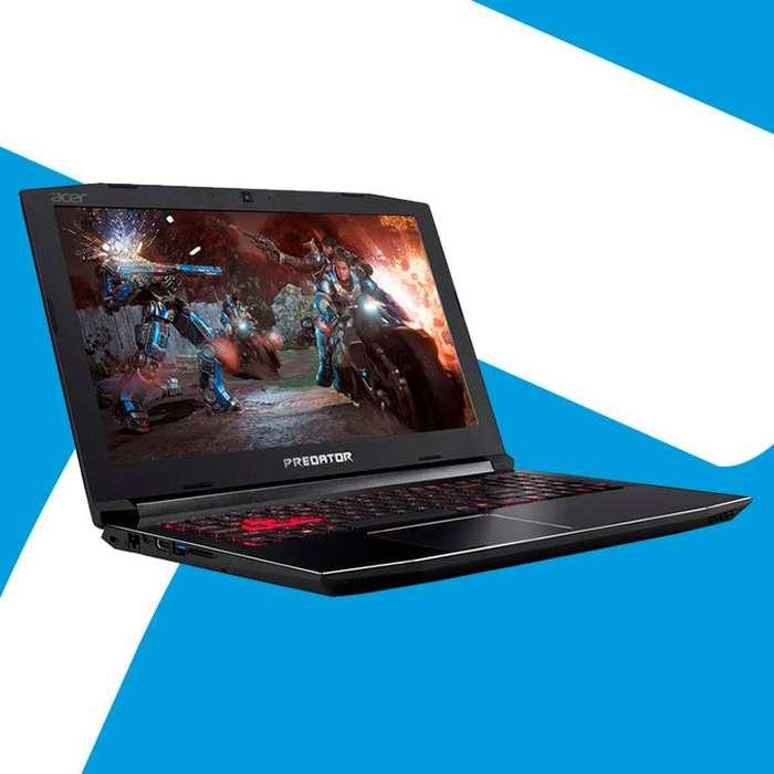 Acp - Portatil Acer Predator Helios 300 Gtx1060 6gb