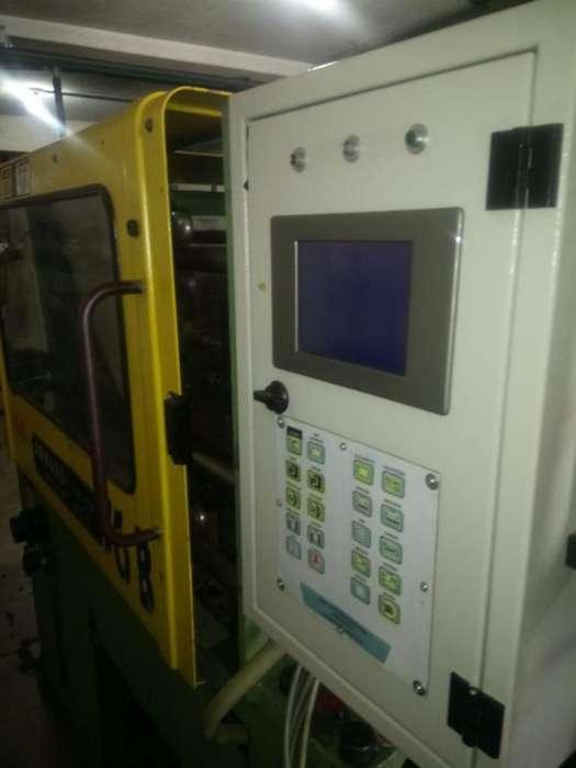 Maquina Inyectora Arbur 60 Grs