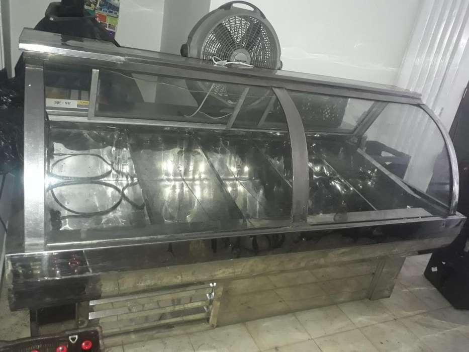 congelador para negocio motor nuevo