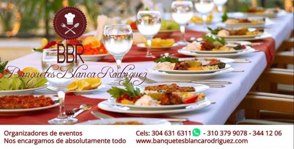 Banquetes Blanca Rodríguez - SERVICIO DE CATERING Y ORGANIZADORES DE EVENTOS