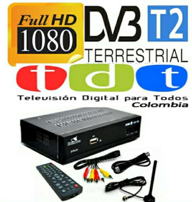 Oferta Decodificador Tdt