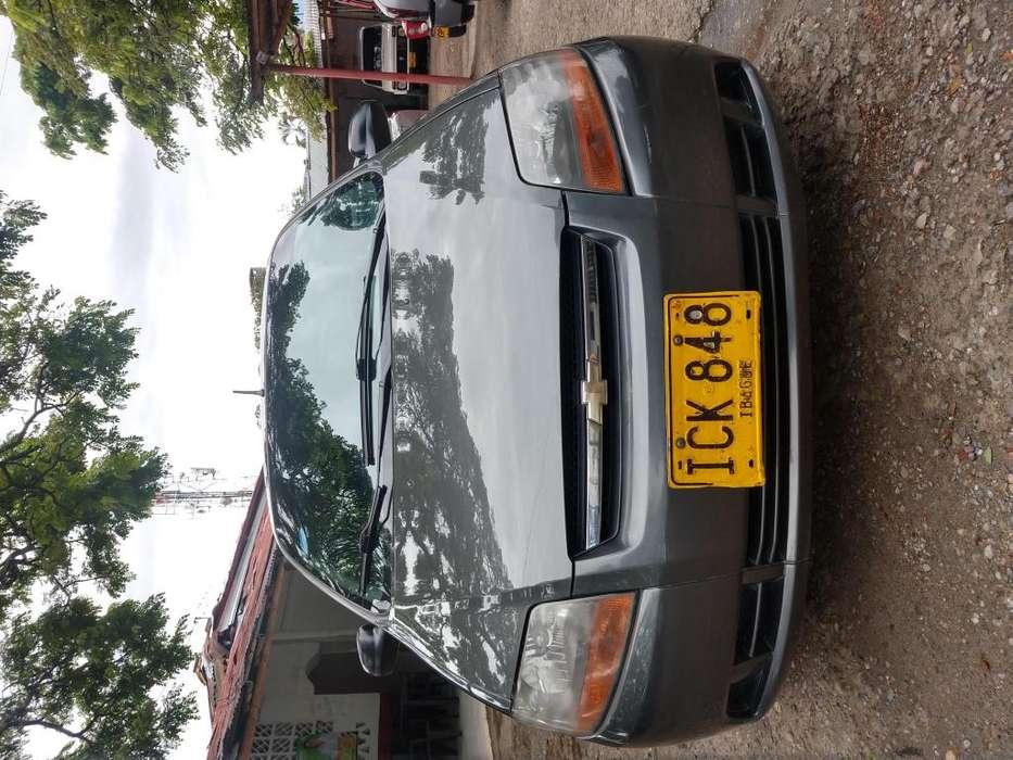 Chevrolet Aveo 2007 - 16234 km