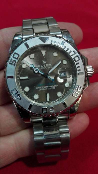 Reloj <strong>rolex</strong> Yacht Master Excelente Calidad!