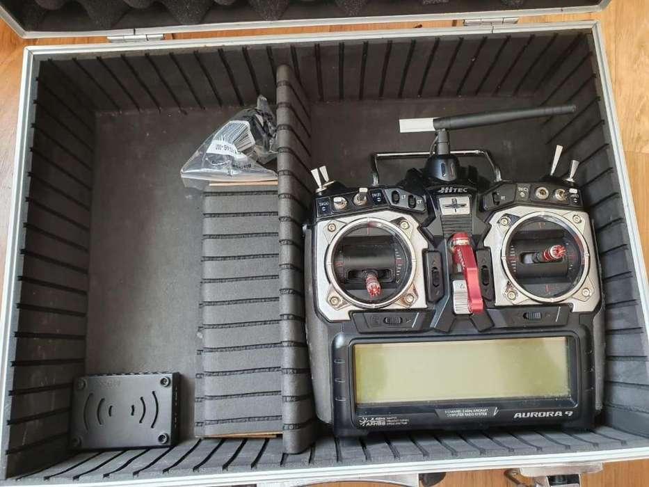 Radiocontrol Hitec Aurora 9