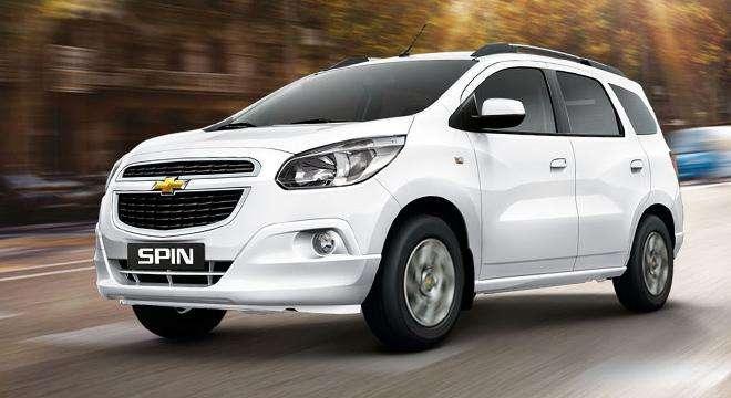 Chevrolet Spin 2018 - 0 km