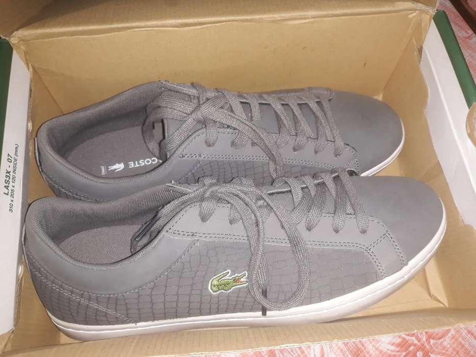 Vendo Zapatos La Coste Talla 44.5