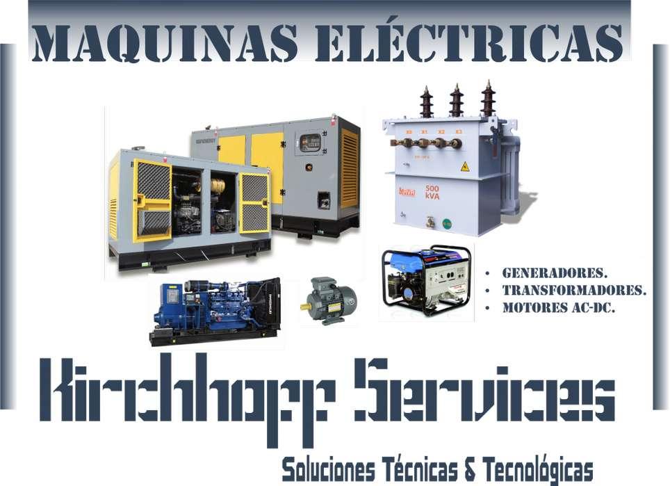 mantenimiento de plantas eléctricas - reparación de plantas eléctricas - instalación de plantas eléctricas