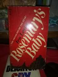 Rosemary´s Baby Ira Levin en inglés