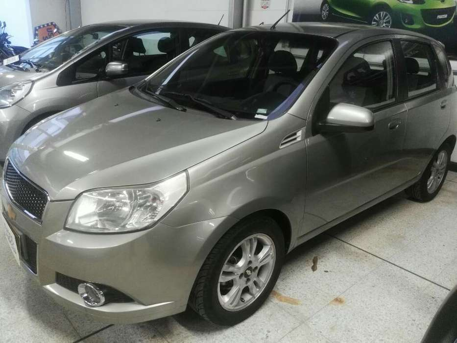 Chevrolet Aveo Emotion 2011 - 86353 km