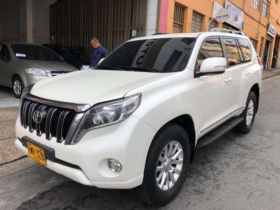 Toyota Prado 2015 - 80000 km