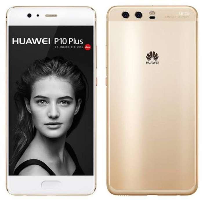 Huawei P10 Plus Color Blanco/dorado