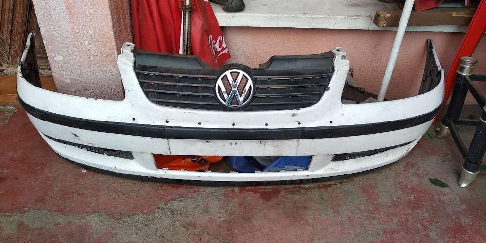 Parachoque Vw Gol