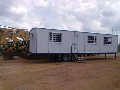 Oficinas moviles, trailers tipo vivienda, oficina, laboratorio, reparación, fabricación, herrería en general