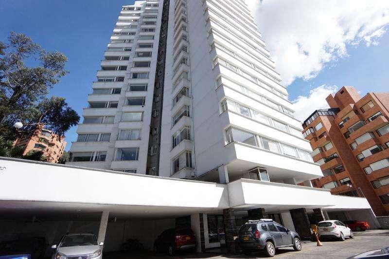 Apartamento En Arriendo En Bogota Rosales Cod. ABJIL4304
