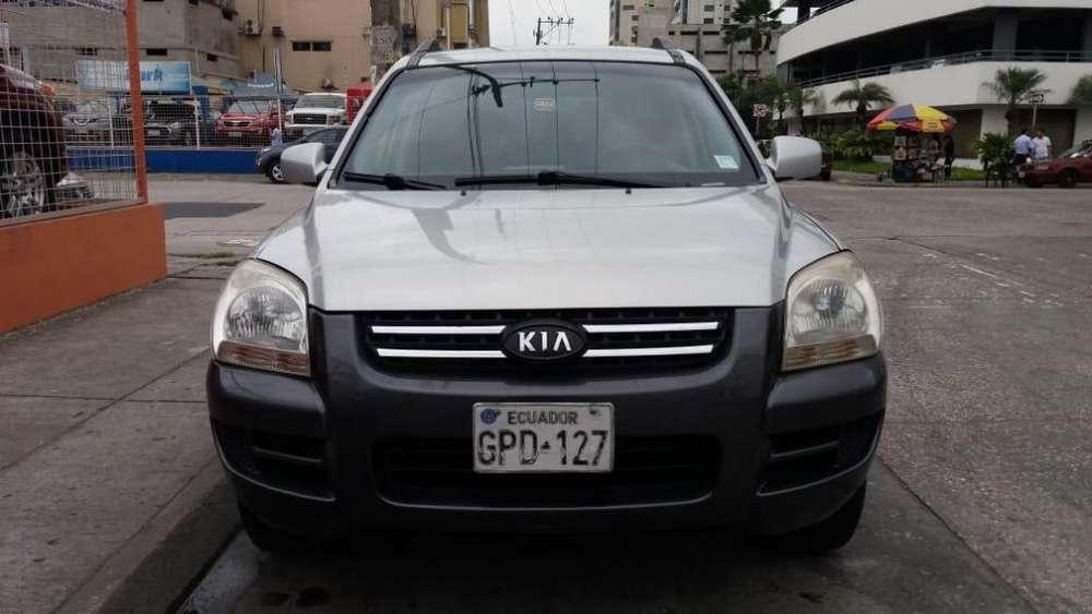 Kia Sportage 2006 - 219000 km