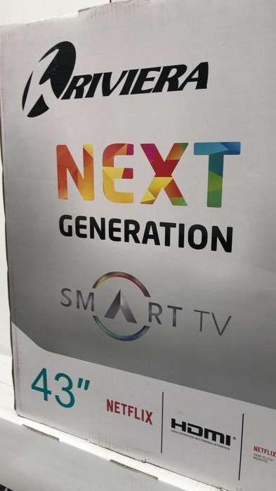Smart Tv Riviera 43 Fullhd