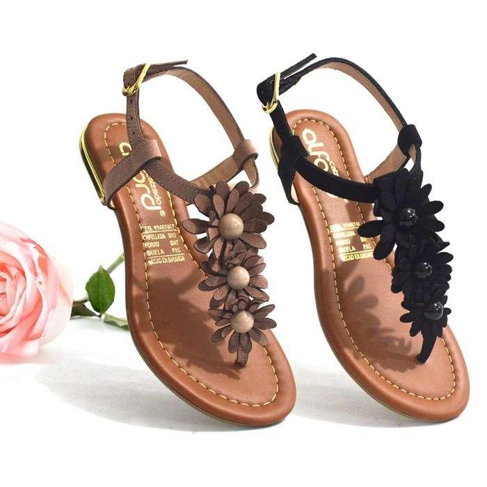 Sandalias para dama Ref. 060