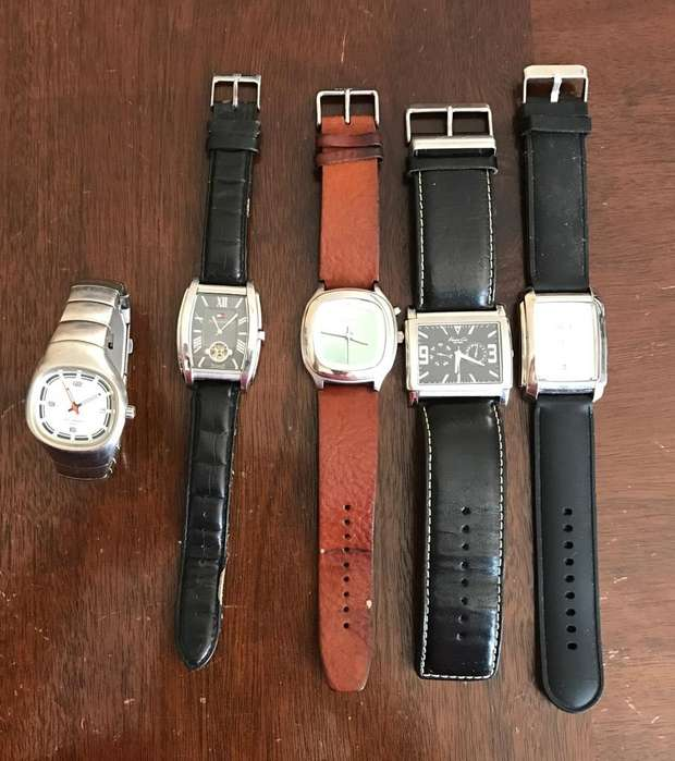 Remato Relojes Originales Tommy Nike Kenneth Cole