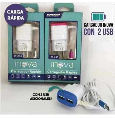 Cargador Inova