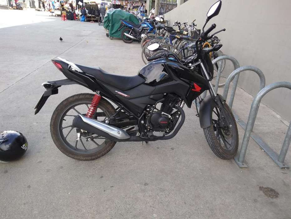 Vendo Twister Cb 125